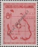 Stamp Cocos (keeling) Islands Catalog number: 3