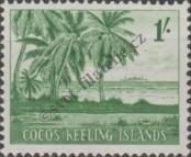 Stamp Cocos (keeling) Islands Catalog number: 4