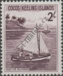 Stamp Cocos (keeling) Islands Catalog number: 5