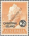 Stamp Christmas Island Catalog number: 1