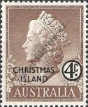 Stamp Christmas Island Catalog number: 2