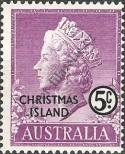 Stamp Christmas Island Catalog number: 3