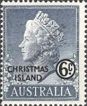 Stamp Christmas Island Catalog number: 4