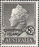 Stamp Christmas Island Catalog number: 5