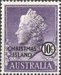 Stamp Christmas Island Catalog number: 6
