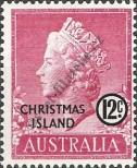 Stamp Christmas Island Catalog number: 7