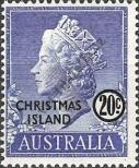 Stamp Christmas Island Catalog number: 8