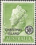 Stamp Christmas Island Catalog number: 9