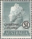 Stamp Christmas Island Catalog number: 10